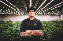 Clint Harris Eco Firma Farms